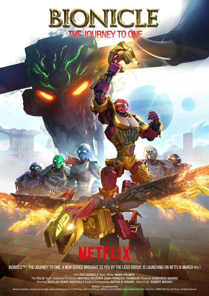 [Culture] Des vidéos de présentation pour les personnages et trailer de la série Bionicle de Netflix 12744710