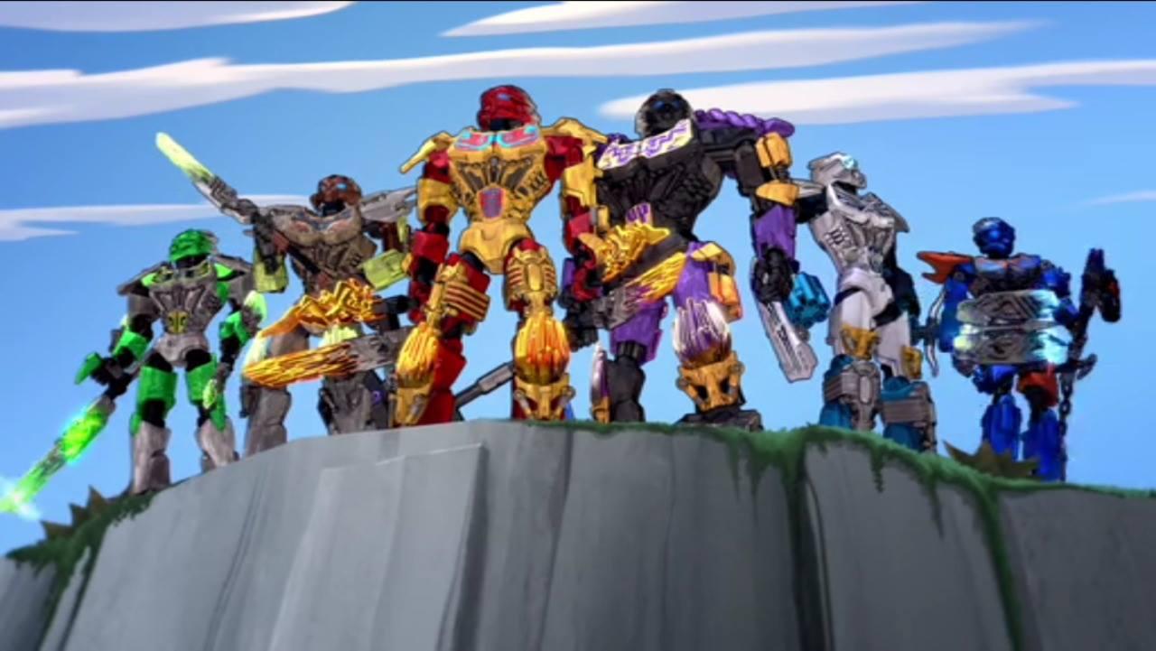 [Culture] Des vidéos de présentation pour les personnages et trailer de la série Bionicle de Netflix 12783810