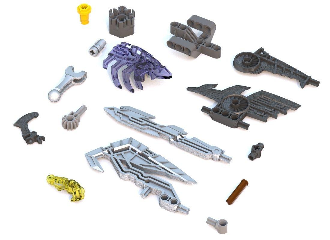 [Blog] Mars 2016 : mise à jour de Lego Digital Designer Biobri10
