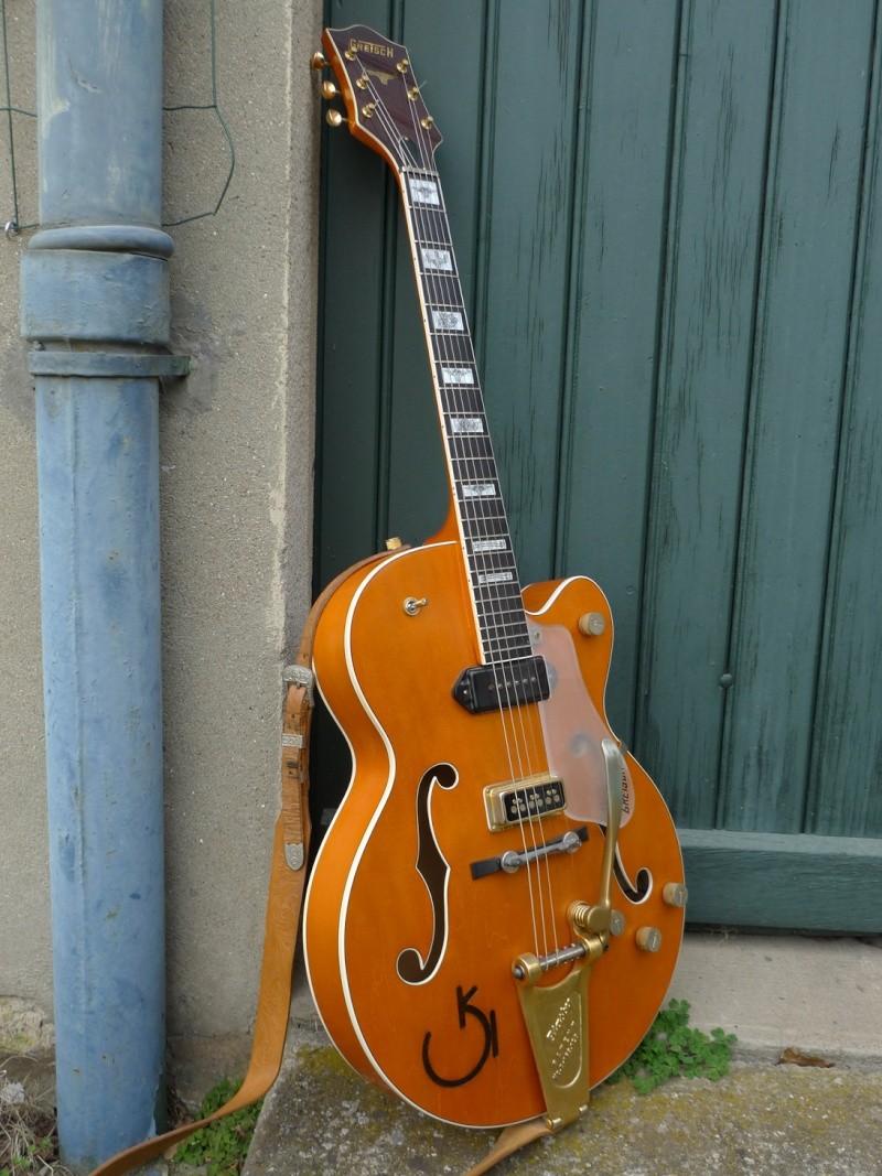 GRETSCH 6120 EDDIE COCHRAN SIGNATURE P1010910