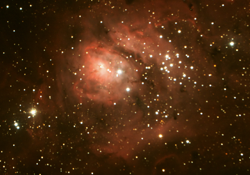 Ciel profond d'été M810