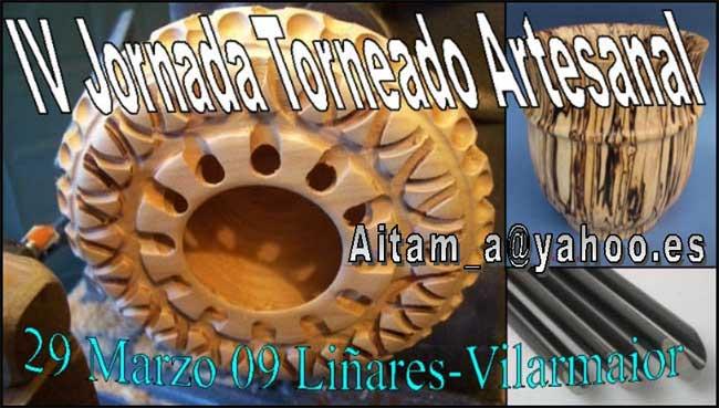 IV Jornada de Torneado Artesanal Liaare14