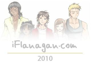 Próxima actualización: iFlanagan 2010 Iflana11