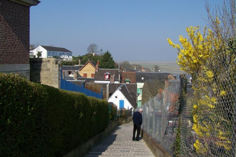 ST Valery sur Somme, Mers les Bains, le Téport  Avril 2009 100_0815