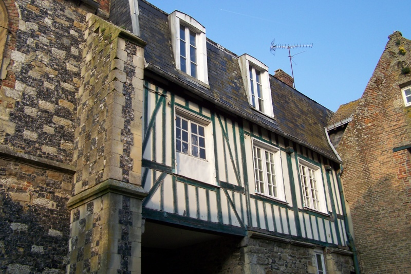ST Valery sur Somme, Mers les Bains, le Téport  Avril 2009 100_0827