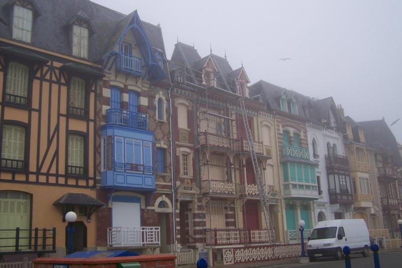 ST Valery sur Somme, Mers les Bains, le Téport  Avril 2009 100_0913