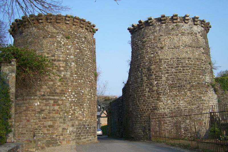 ST Valery sur Somme, Mers les Bains, le Téport  Avril 2009 8011