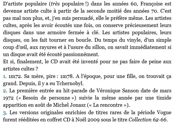 Françoise Hardy - Catch A Rising Star Captur14