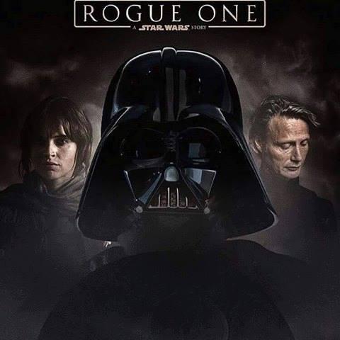 Rogue - LES AFFICHES de ROGUE ONE  Poster10