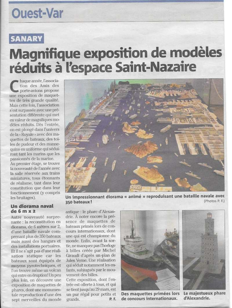 Salon du Modélisme à Sanary s/mer (83) Expo_j13