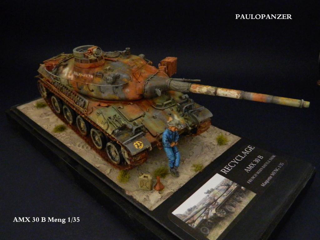 AMX 30 b Meng 1/35  Dscn5310