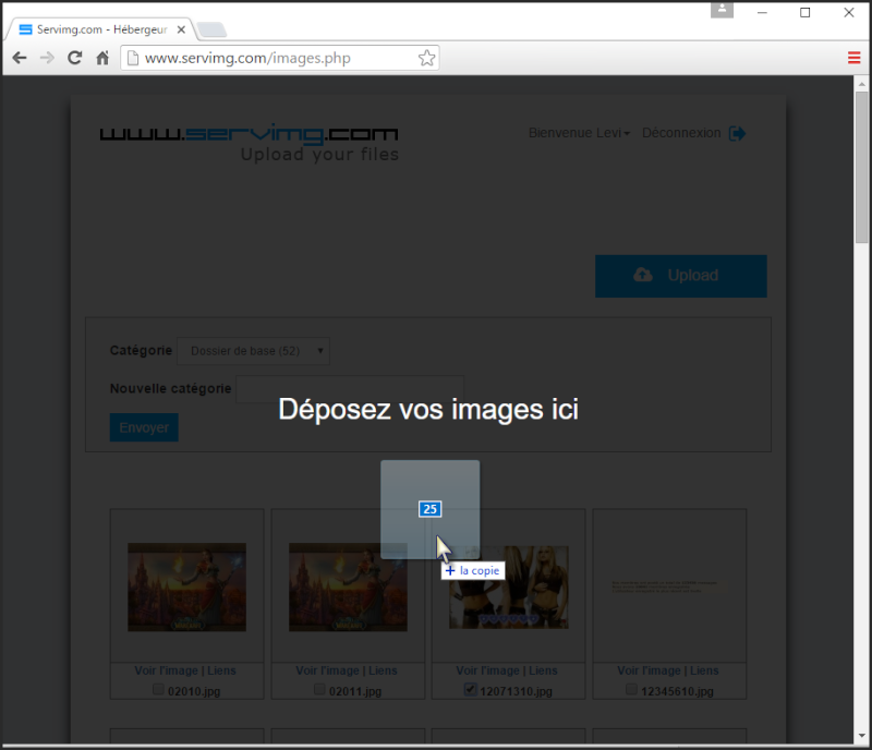 Tutoriel Insertion directe des images dans un post sur le forum 08-03-13