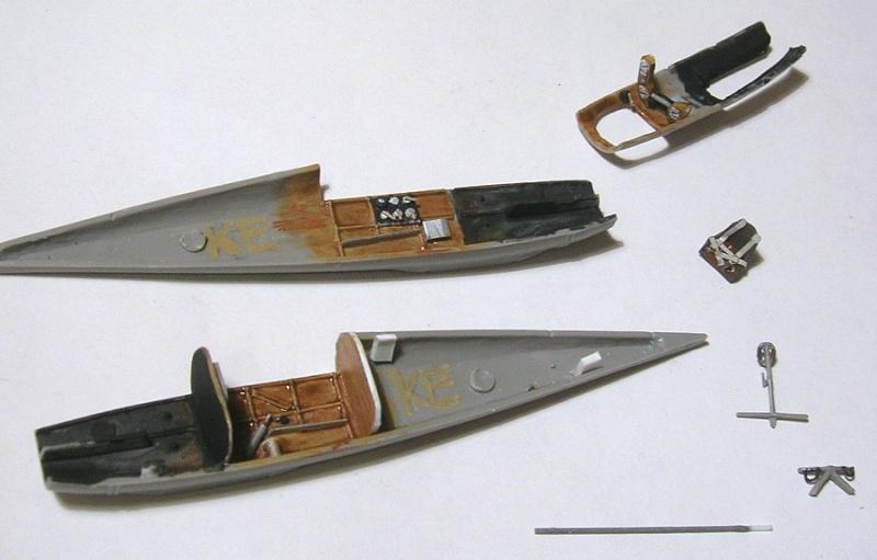 Montage: Albatros D-III Oeffag début de série 153 / Roden 1/72 Montag17