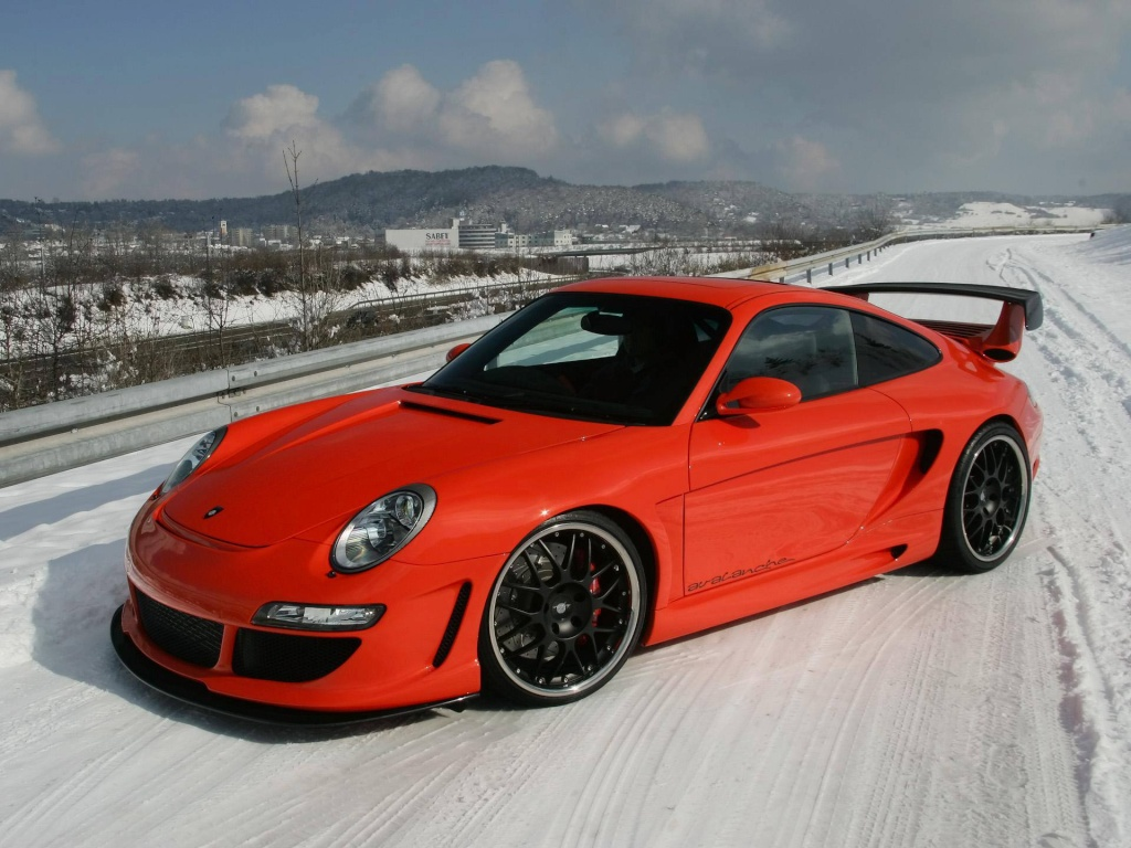Porsche en hiver - Page 5 10944310