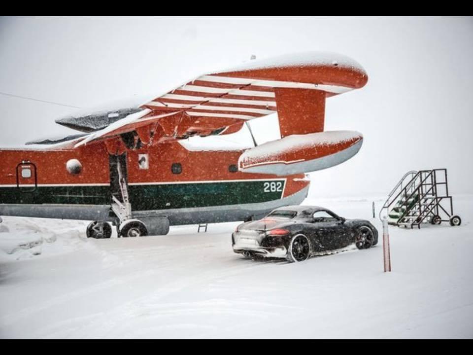 Porsche en hiver - Page 5 12650710