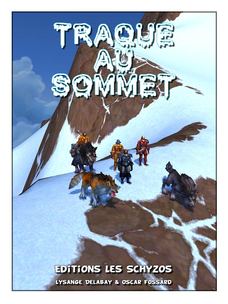 'Traque au sommet' Des Editions Les Schyzos P0_1_210