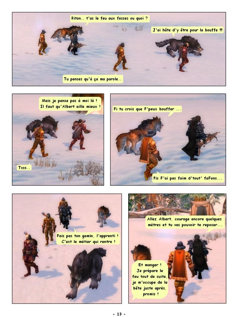 'Traque au sommet' Des Editions Les Schyzos Page_112