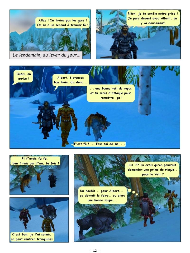 'Traque au sommet' Des Editions Les Schyzos Page_113