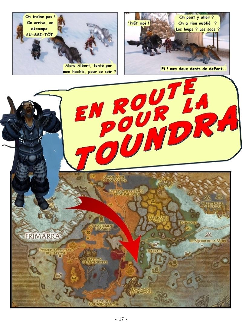 'Traque au sommet' Des Editions Les Schyzos Page_117