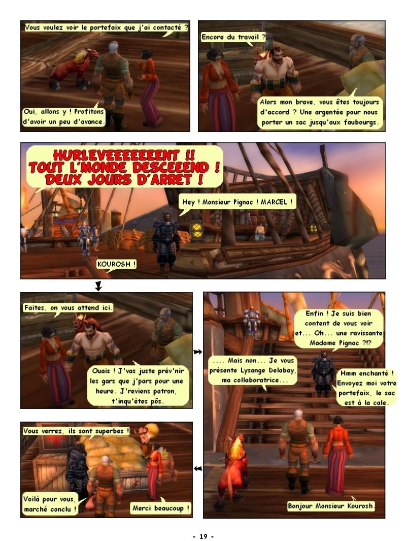 'Traque au sommet' Des Editions Les Schyzos Page_119