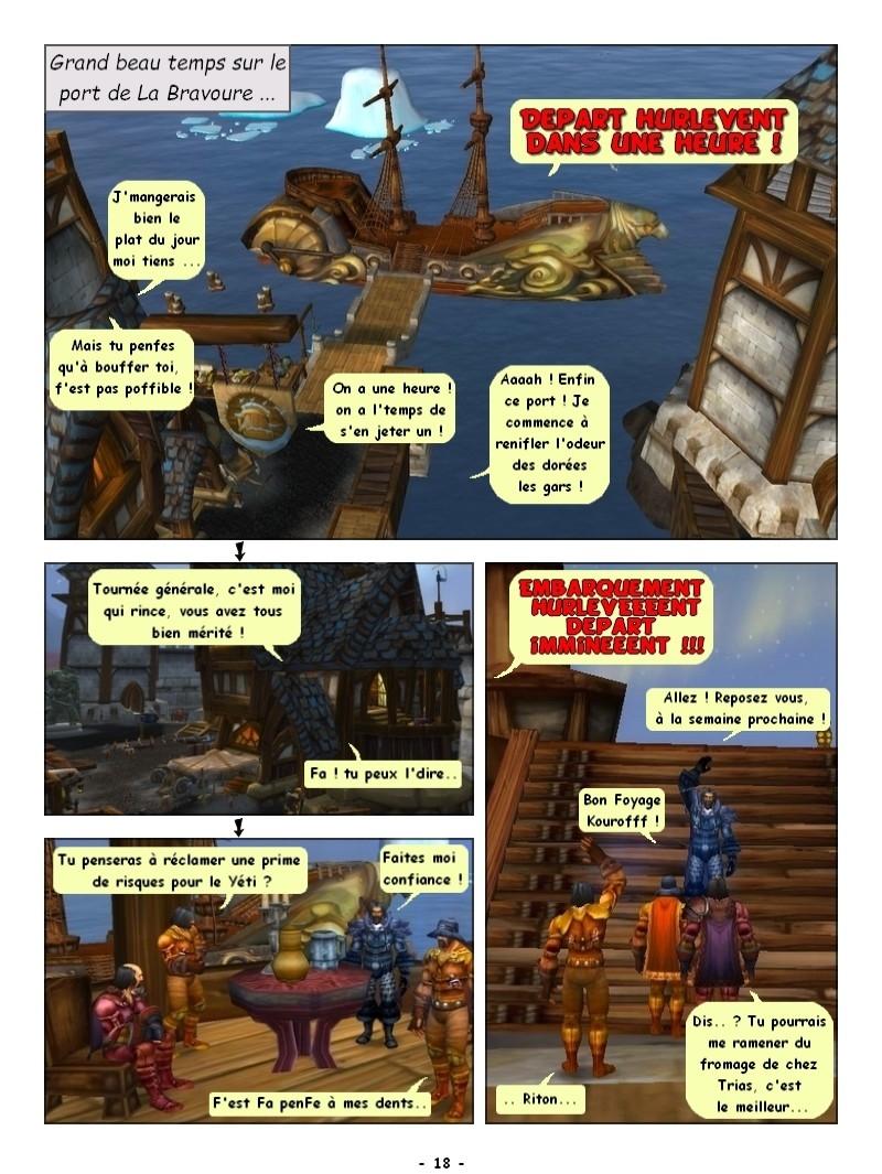 'Traque au sommet' Des Editions Les Schyzos Page_120