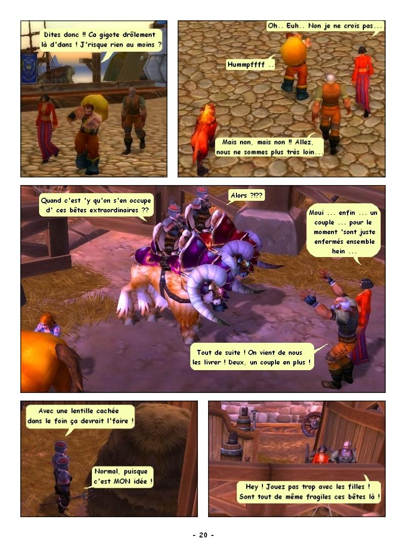 'Traque au sommet' Des Editions Les Schyzos Page_212