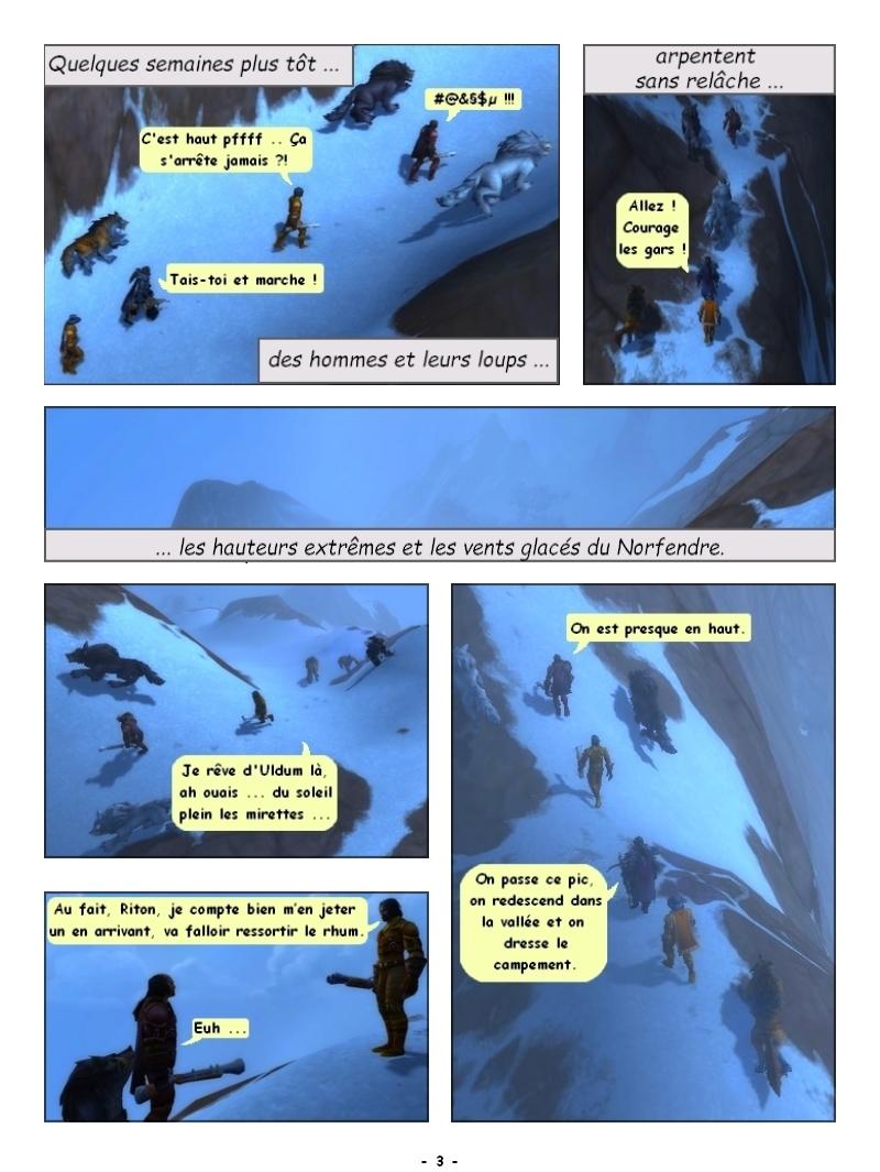 'Traque au sommet' Des Editions Les Schyzos Page_310