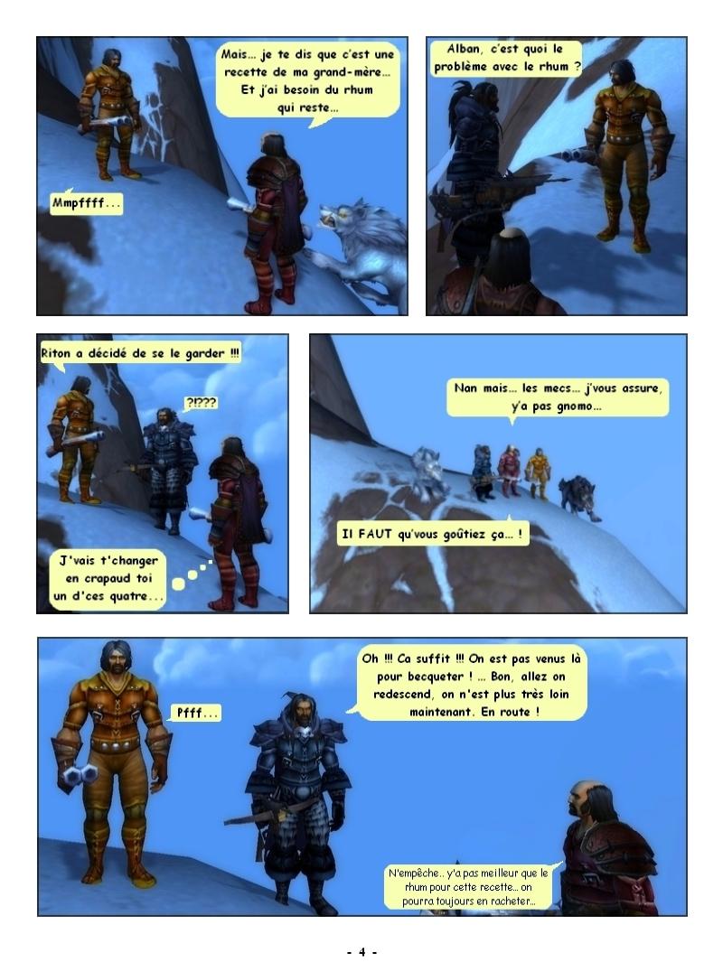 'Traque au sommet' Des Editions Les Schyzos Page_410