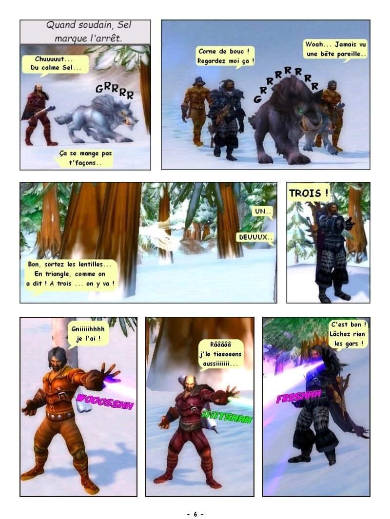'Traque au sommet' Des Editions Les Schyzos Page_610