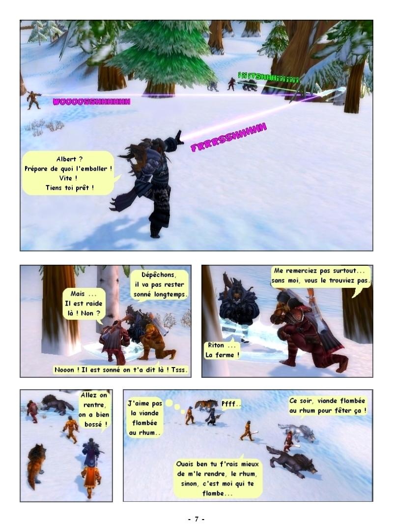 'Traque au sommet' Des Editions Les Schyzos Page_710