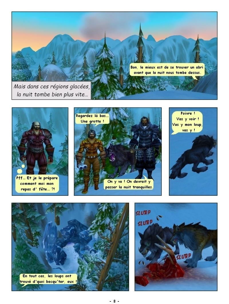 'Traque au sommet' Des Editions Les Schyzos Page_810