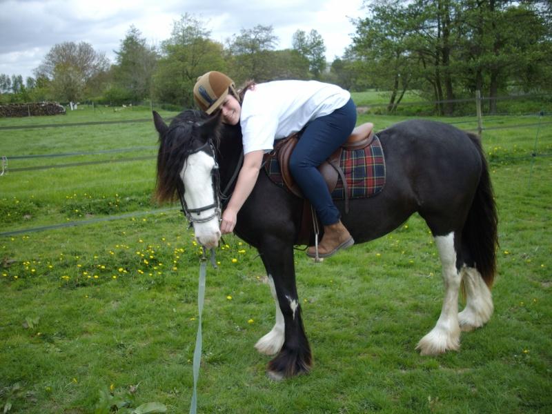 Une photo de vous et votre cheval - Page 3 Imgp0121