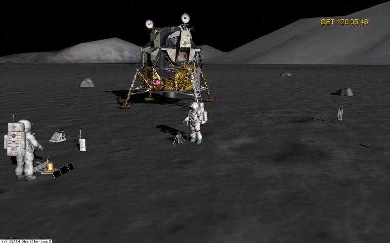 [Sim Orbiter] Apollo 17 - Page 3 Apoll105