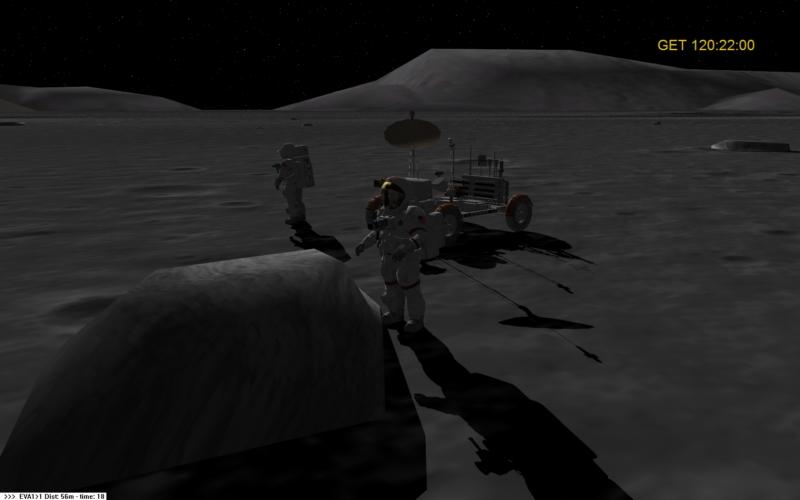 [Sim Orbiter] Apollo 17 - Page 3 Apoll110