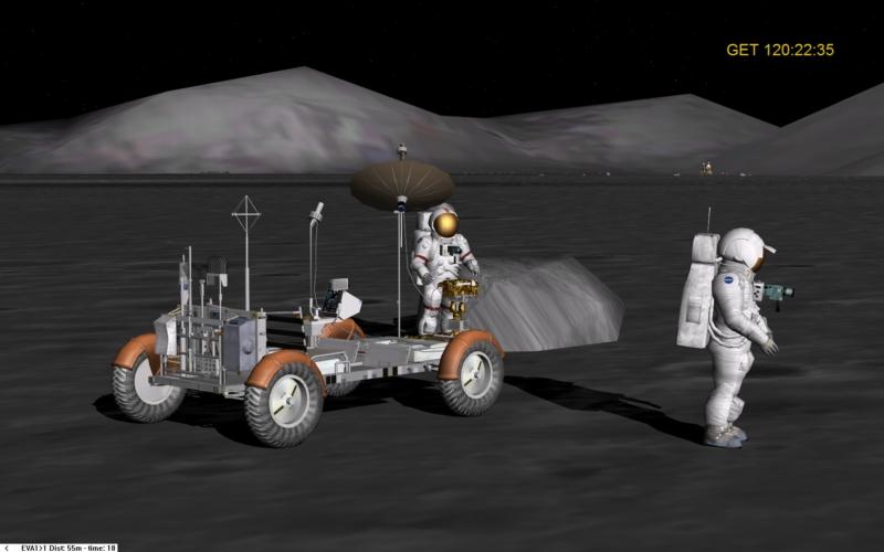 [Sim Orbiter] Apollo 17 - Page 3 Apoll111