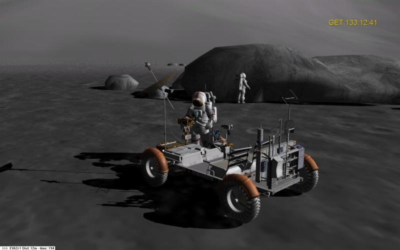 [Sim Orbiter] Apollo 17 - Page 4 Apoll125