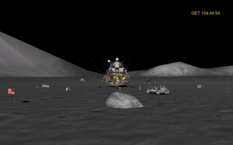 [Sim Orbiter] Apollo 17 - Page 4 Apoll131