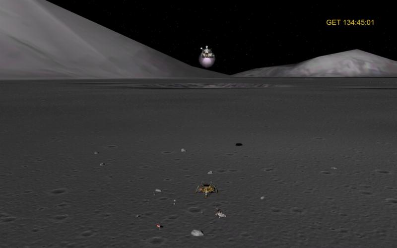 [Sim Orbiter] Apollo 17 - Page 4 Apoll135