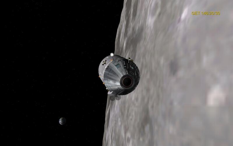 [Sim Orbiter] Apollo 17 - Page 4 Apoll145