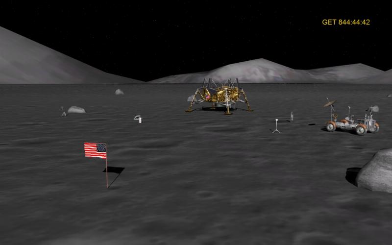 [Sim Orbiter] Apollo 17 - Page 5 Apoll167