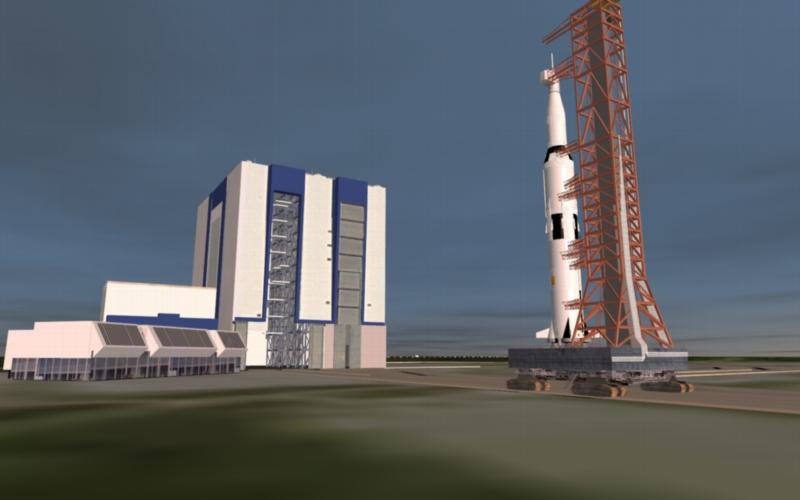 [Sim Orbiter] Apollo 17 Apollo17