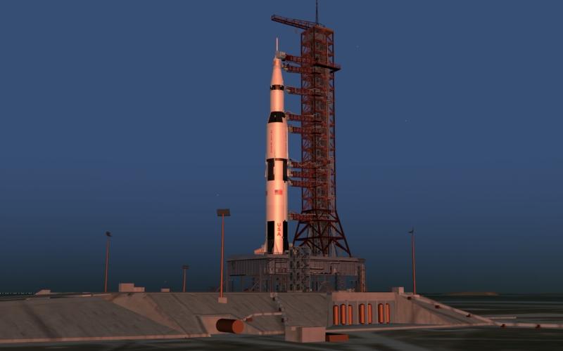 [Sim Orbiter] Apollo 17 Apollo30
