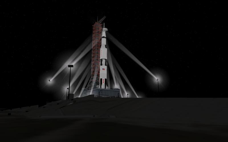[Sim Orbiter] Apollo 17 Apollo33
