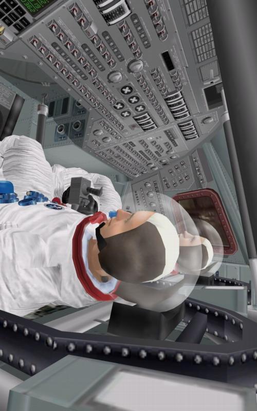 [Sim Orbiter] Apollo 17 Apollo34