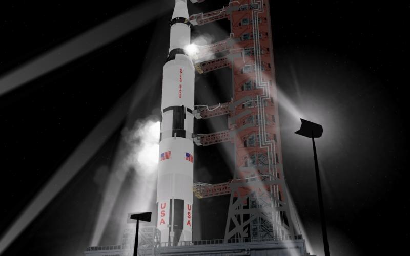 [Sim Orbiter] Apollo 17 Apollo37