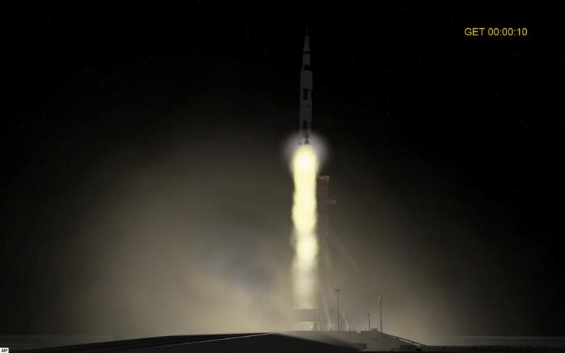 [Sim Orbiter] Apollo 17 Apollo42
