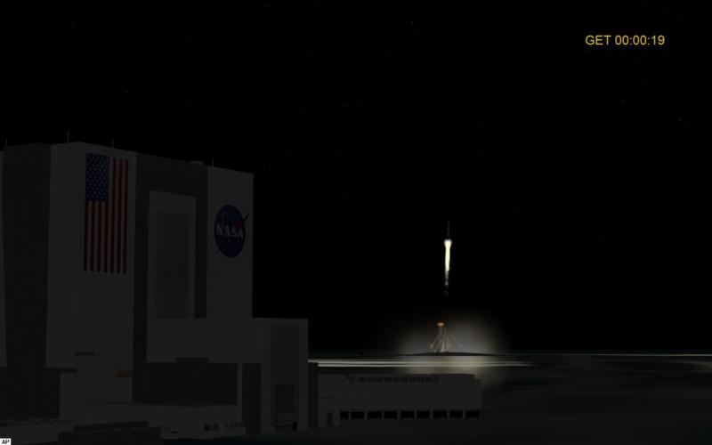 [Sim Orbiter] Apollo 17 Apollo43