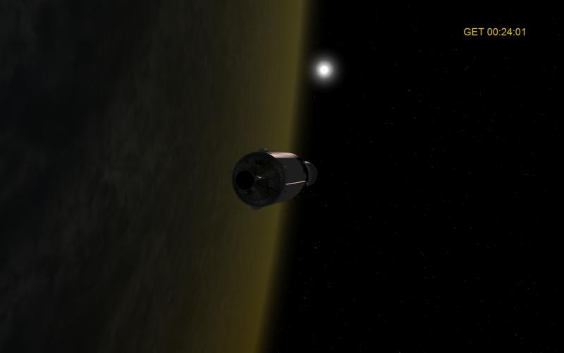 [Sim Orbiter] Apollo 17 - Page 2 Apollo55