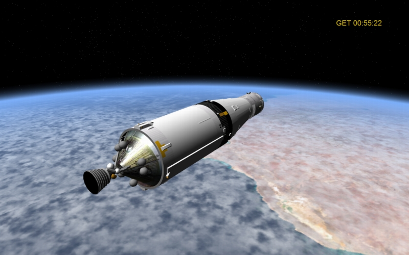 [Sim Orbiter] Apollo 17 - Page 2 Apollo58