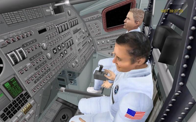 [Sim Orbiter] Apollo 17 - Page 2 Apollo73